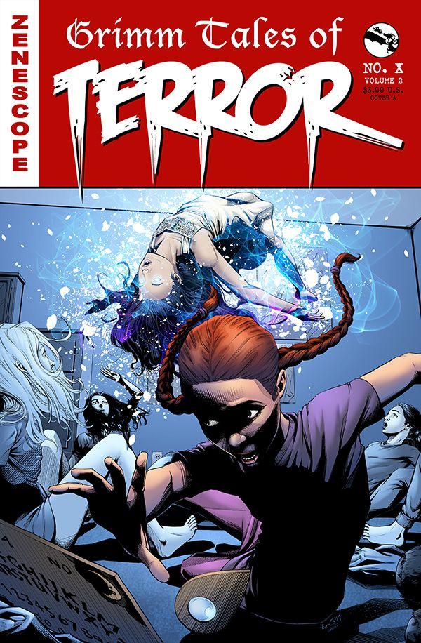 Zenescope Grimm Tales of Terror vol 3 8A by SeanE