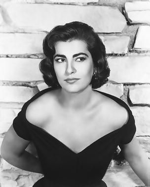 Irene Papas - internationally acclaimed actress, starred in a number of Hollywood productions