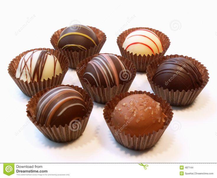 chocalte candies -