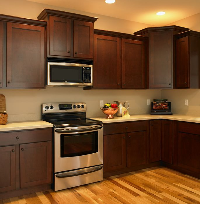 22 best Cabinetry: Sequoia images on Pinterest | Kitchen ... on Dark Maple Cabinets  id=40520
