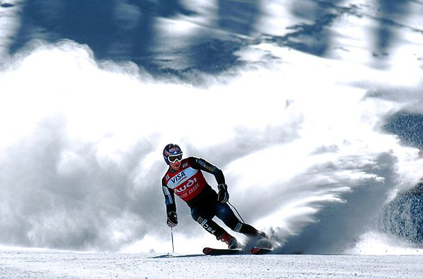 Bode Miller Ski Racing Skiing Downhill World Cup Olympics Medals