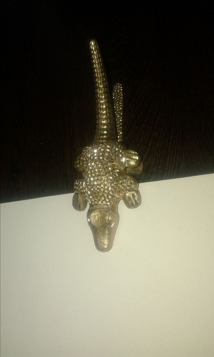brass paper cliper