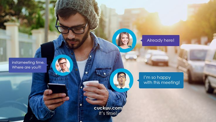 You love instagram and would love to meet the people in the other side of the photos? Here's an idea: - download Cuckuu; - create an alarm to an Instameeting and set the time and place!  - Invite all your instafriends to join and comment; - when Cuckuu rings everyone will know it's time, have a great day knowing everyone better and taking amazing photos!  #Cuckuu #ItsTime www.cuckuu.com