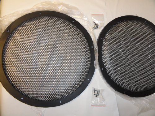 Pair 12 Inch Classic Beehive High Excursion Subwoofer Speaker Grills - http://www.caraccessoriesonlinemarket.com/pair-12-inch-classic-beehive-high-excursion-subwoofer-speaker-grills/  #Beehive, #Classic, #Excursion, #Grills, #High, #Inch, #Pair, #Speaker, #Subwoofer #Car-Subwoofers, #Electronics