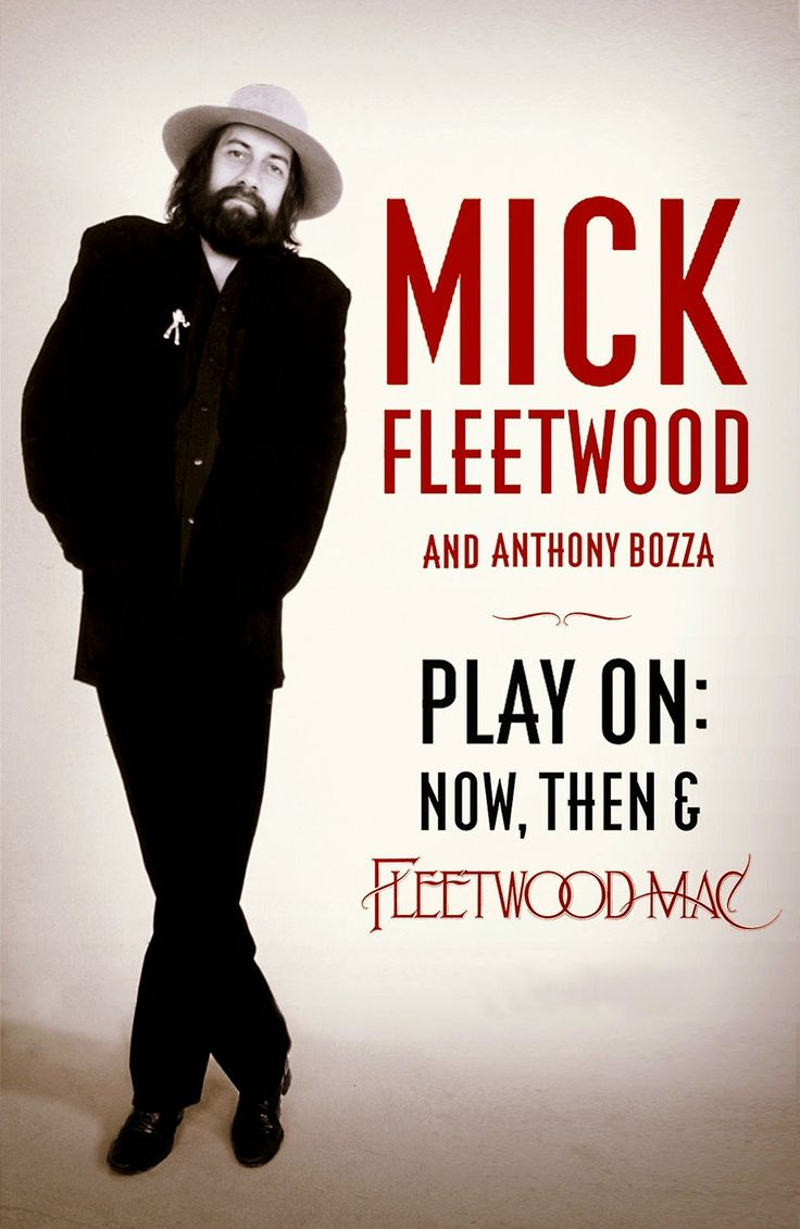 FLEETWOOD MAC NEWS: Mick Fleetwood, the drummer and co-founder of the mega-selling band Fleetwood Mac, tells all