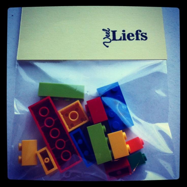 Traktatie *Lego*