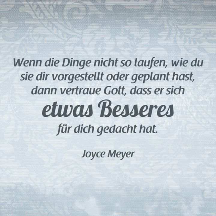 Joyce Meyer | familia Dei