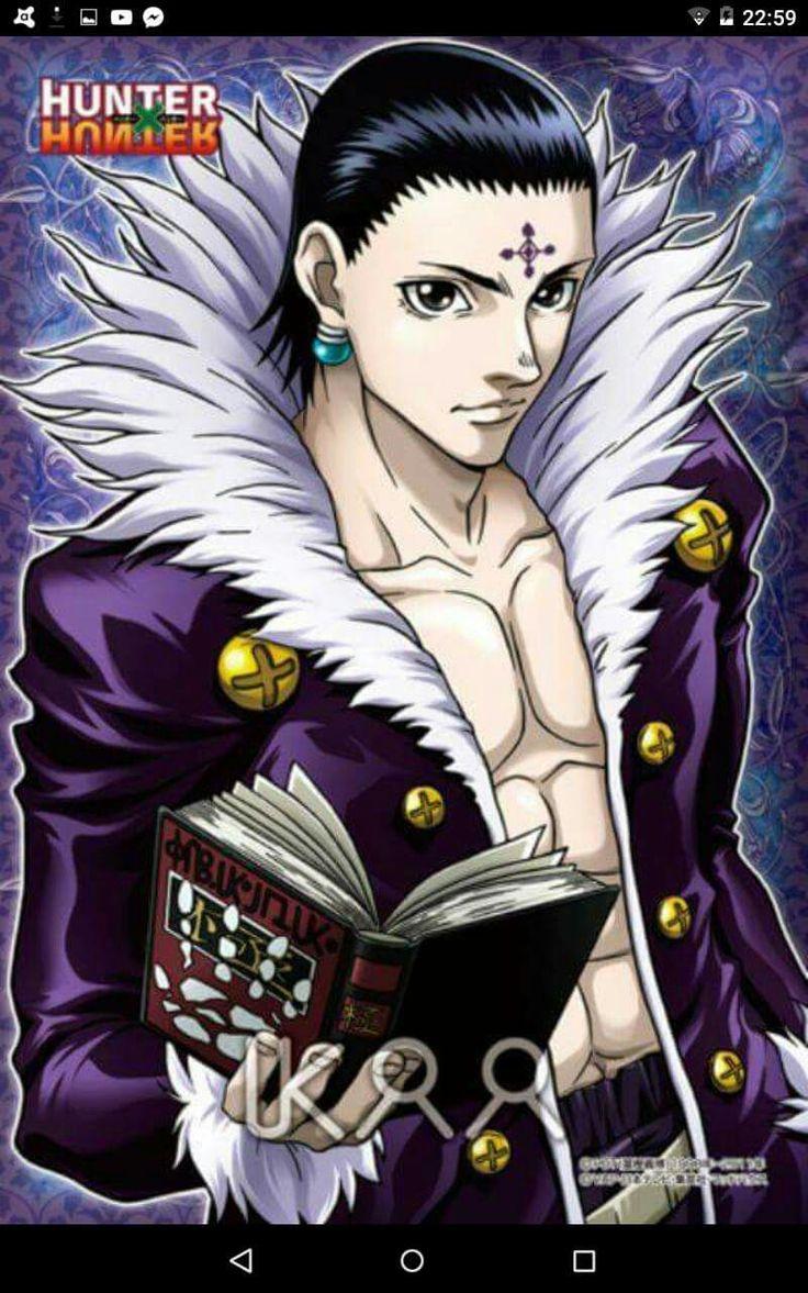 HunterxHunter Anime, Desenhos, Manga