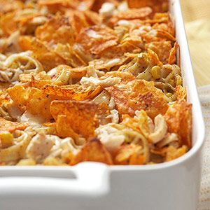 Southwestern Tuna Bake From Better Homes and Gardens, ideas and improvement projects for your home and garden plus recipes and entertaining ideas.