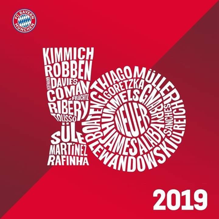 DFB Pokal Sieger 2019
