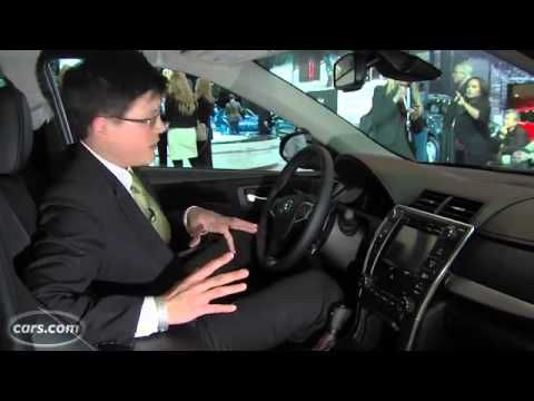 2015 Toyota Camry - First Look