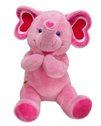 Tons of Love Elephant £16.50 from Build a Bear