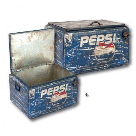Cassetta Pepsi Cola