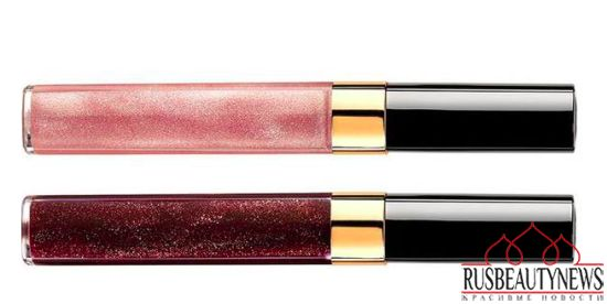 Chanel Rouge Noir Holiday 2015 Collection lippgloss