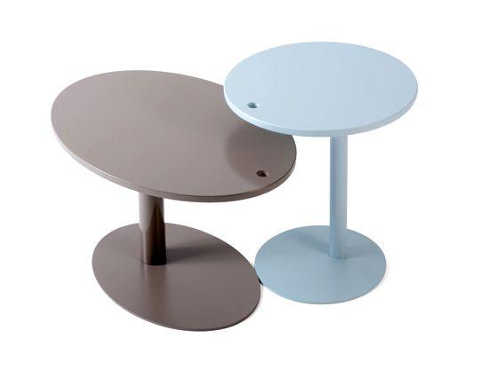 BIXBIT coffee tables Dot design: Kuba Blimel