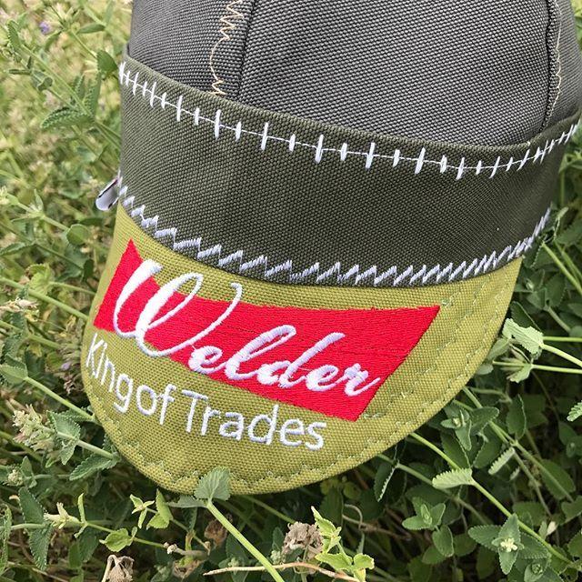 #welder #socohats #southerncoloradohats #madeinamerica