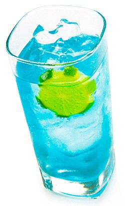 Blue Long Island. That extra ingredient makes a huge difference.