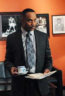 Rocky Carroll - actor - NCIS
