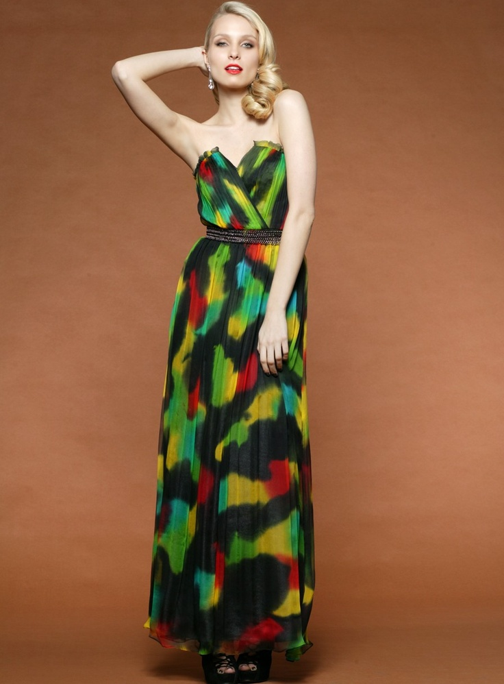 Plush Maxi by Honey & Beau $275  http://www.goshcelebrityfashion.com.au/plush-maxi-by-honey-beau.html