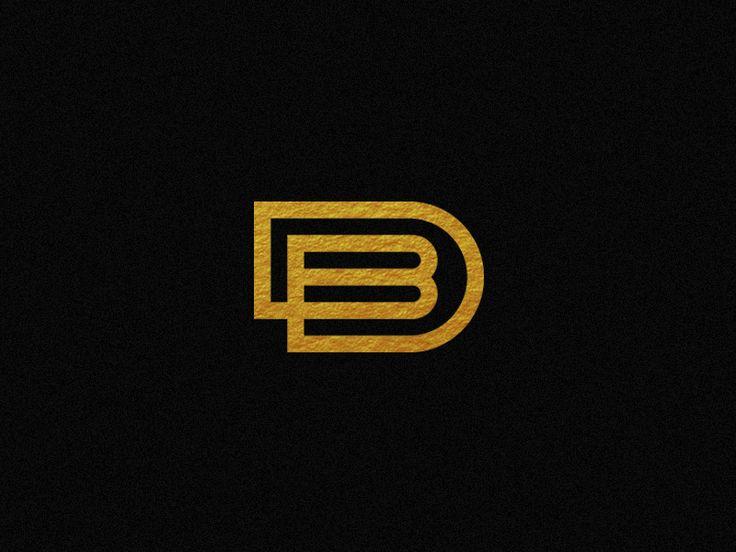 DB monogram  by Sergey Logospace