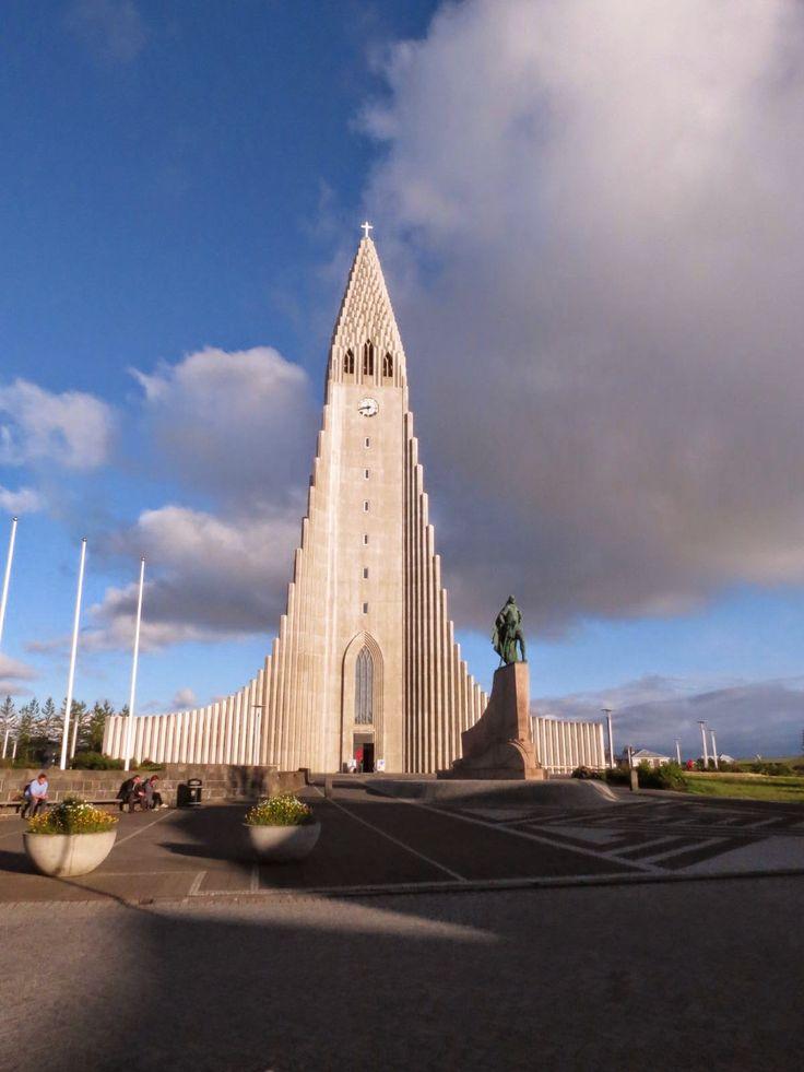 Painting My World: Iceland:Through an Artist's Eyes Part 14 Reykjavik