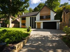 wood cladding 1970s property - Google Search