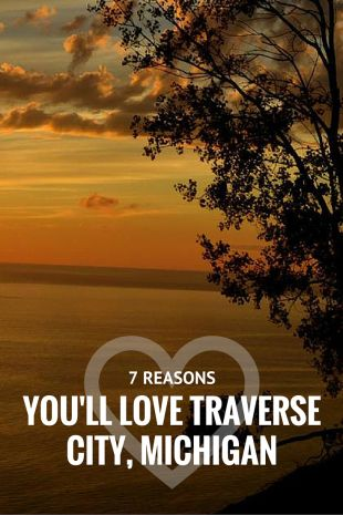 There's countless reasons to love Traverse City, a Midwestern gem in the northwestern part of Michigan. Check out the seven best things about this charming city!