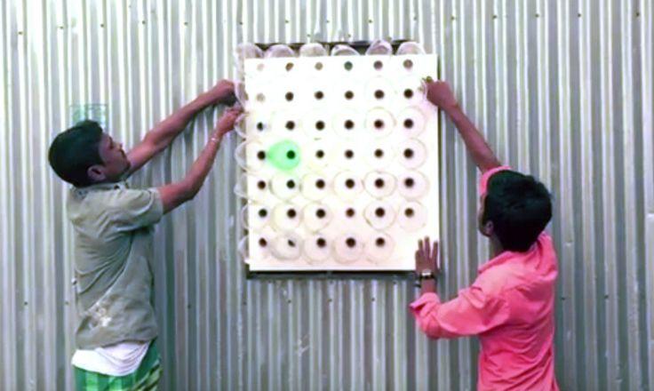 Inventor de Bangladesh cria ar-condicionado sem eletricidade