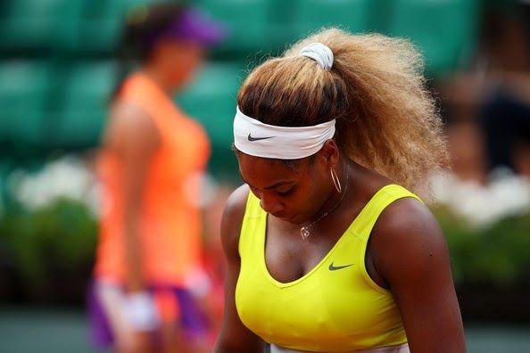 Tennis Moods: Serena N'Est Parle Pas Français Cette Année
