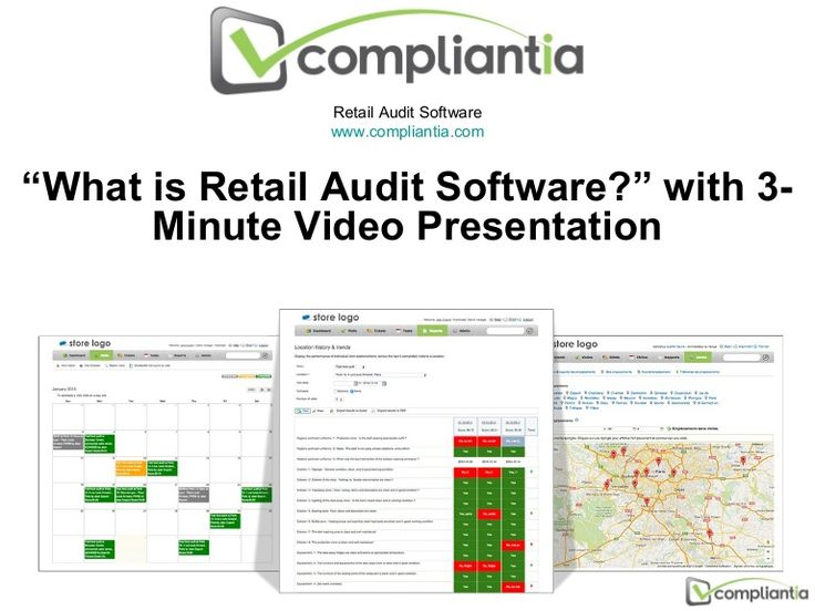 What Is Retail Audit Software Followed By Minute Video