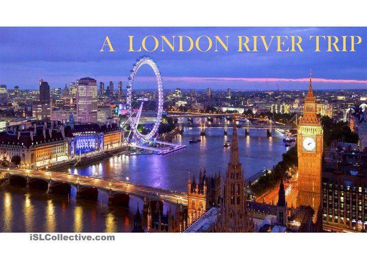 A London River Trip