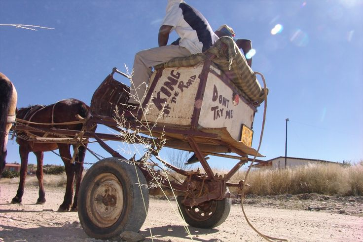 King of the road  - #Namibia #Africa #Transport