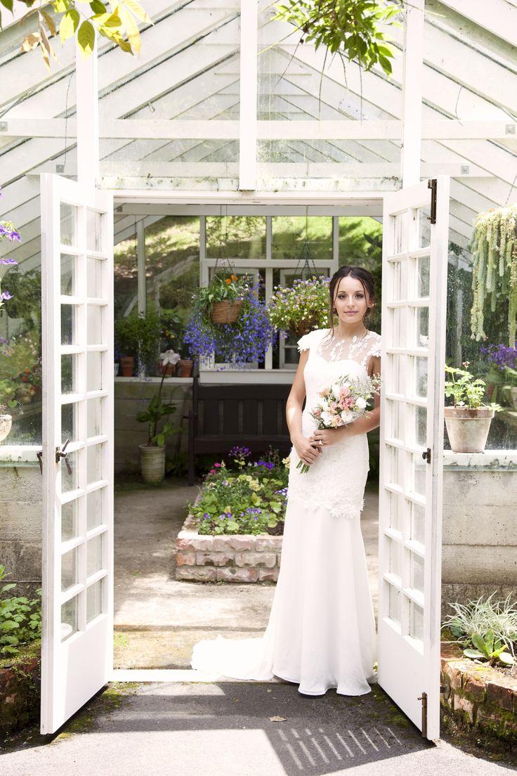 Rosalie Gown | Liah Roebuck Bridal 2014. https://www.facebook.com/LiahRoebuckBridal Sandra Henderson Photography.