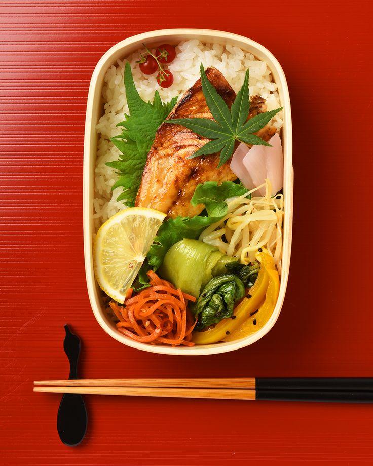 鯵の干物弁当 / Grilled Dried Horse Mackerel Bento お弁当を作ったら #edit_jp で投稿してね!