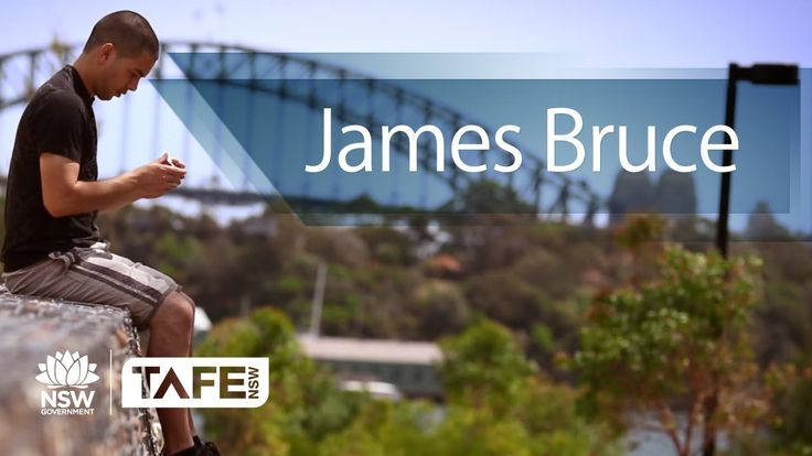 James Bruce studied Accounting at TAFE NSW. He found he was more prepared than a Uni student!