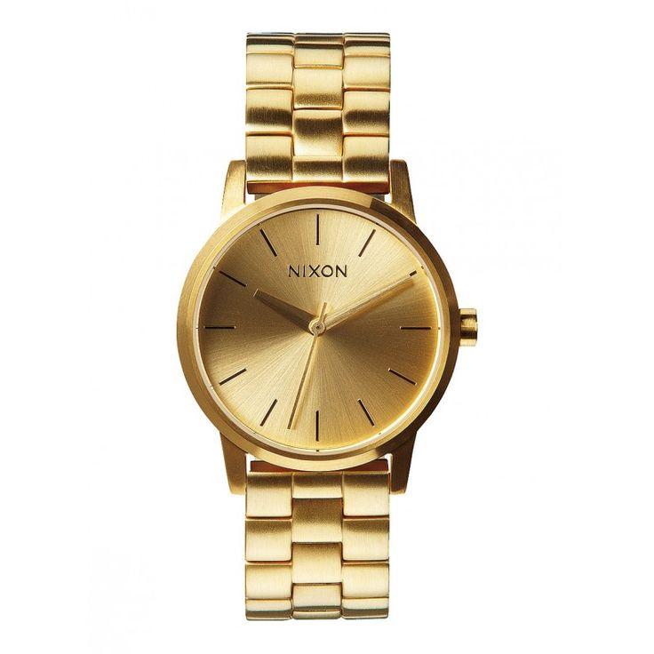 Reloj Nixon Small Kensington All Gold