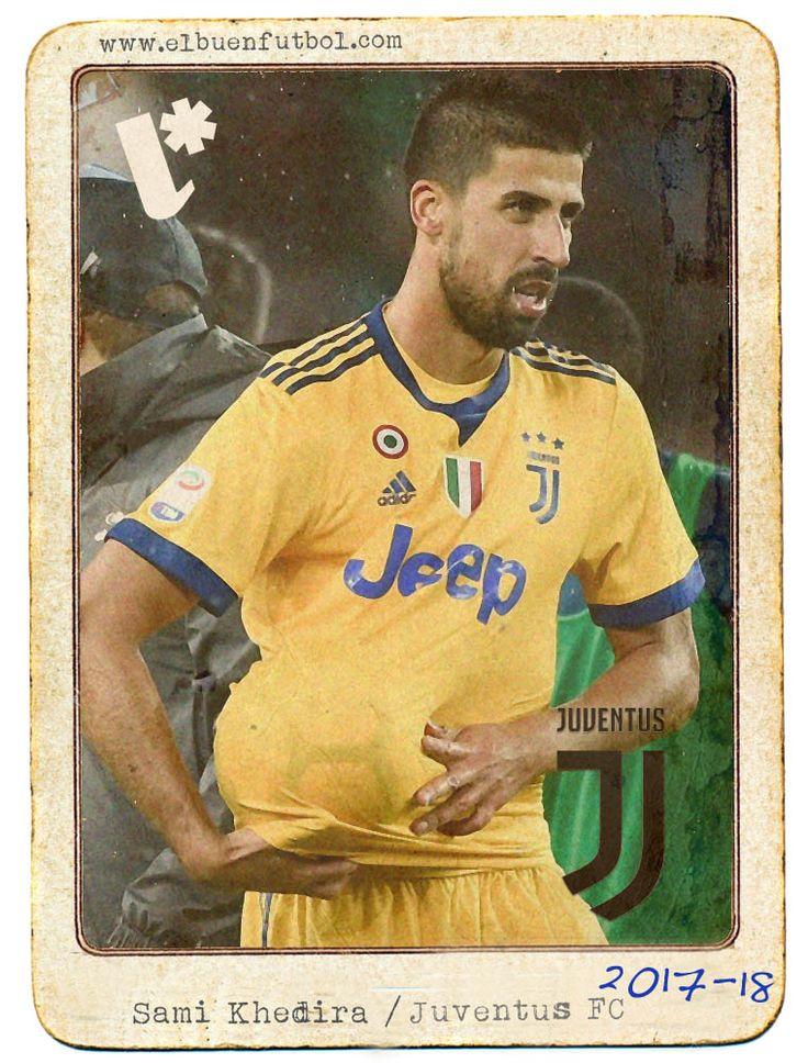 Sami Khedira. Juventus FC. 2017-18.