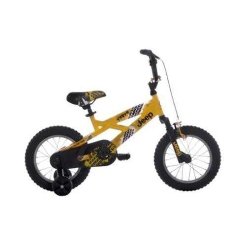 """14"""" Boys Jeep Tr14 Bike"""