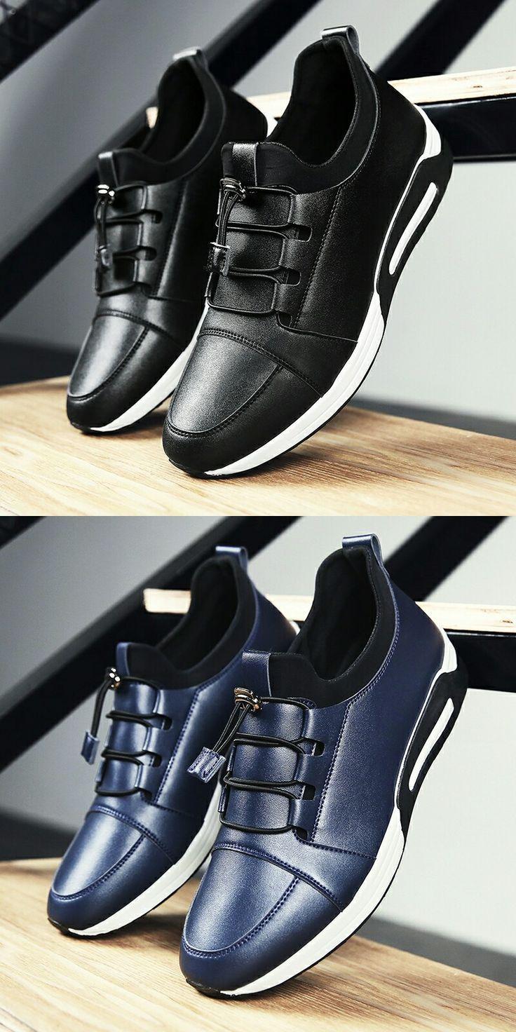 Prelesty Luxury Office Men Dress Shoes Calzature eleganti