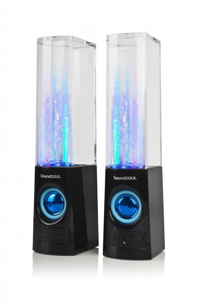SoundSOUL Fountain Dancing Bluetooth Speaker
