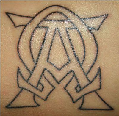 Les 20 meilleures id es de la cat gorie tatouage alpha for Salt and light tattoo