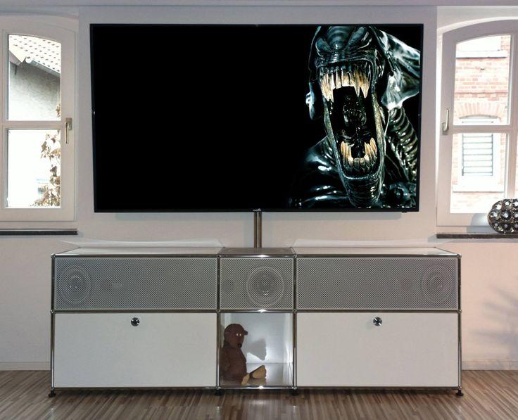 die besten 25 usm sideboard ideen auf pinterest usm. Black Bedroom Furniture Sets. Home Design Ideas