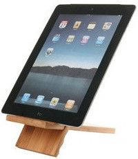 iZen Bamboo Tablet X Viewing Stand