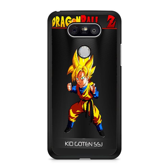Dragon Ball Z Kid Goten Ssj LG G6 Case Dewantary