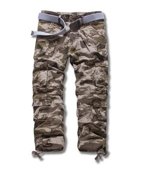 High Quality Men's Cargo Pants