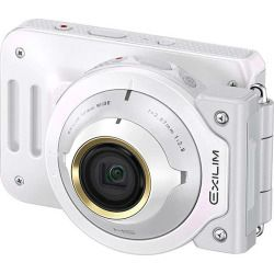 Casio Exilim EX-FR100L Digital Cameras - White