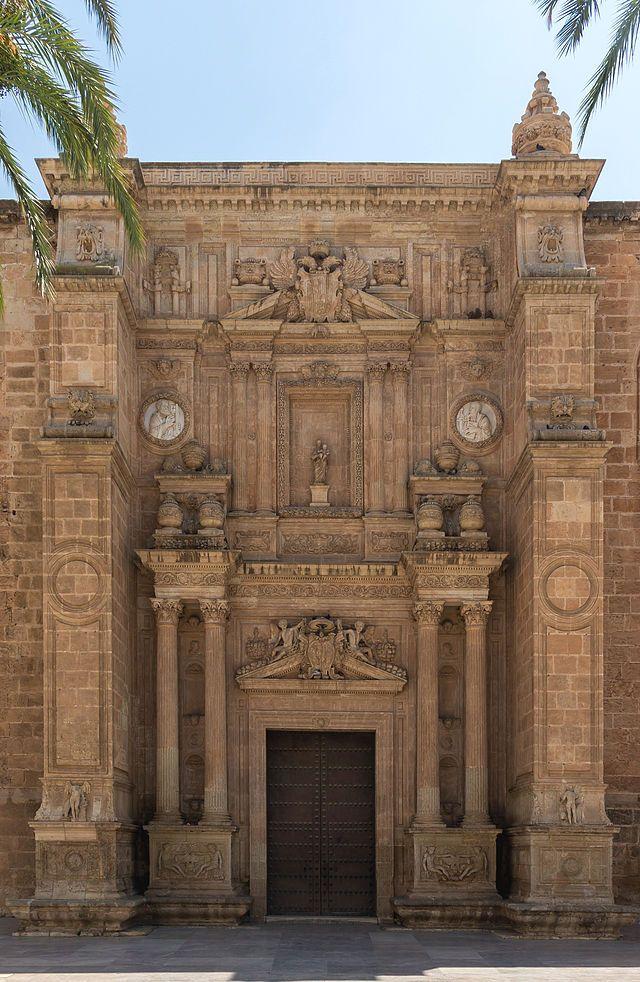 Mejores 70 im genes de arquitectura renacentista en - Puerta europa almeria ...