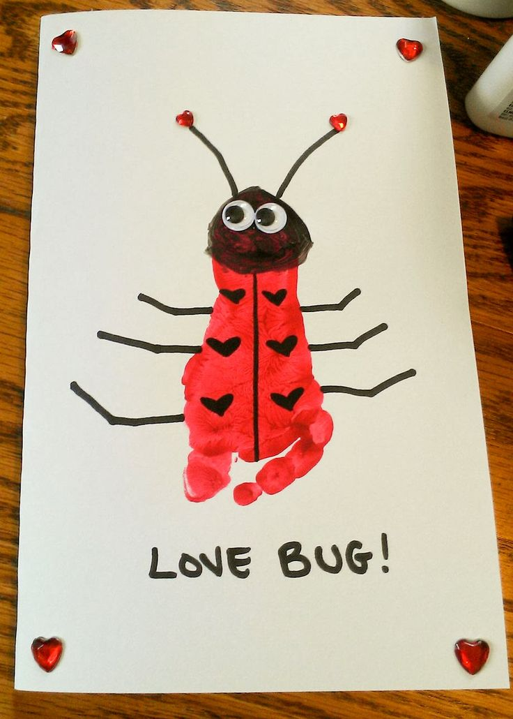 Fun Home Things: 10 Valentine's Day Crafts for Kids