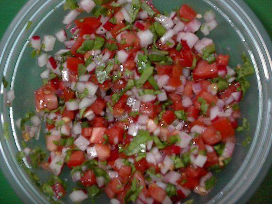 Chimol Salvadoran Radish Salsa) Recipe - Food.com