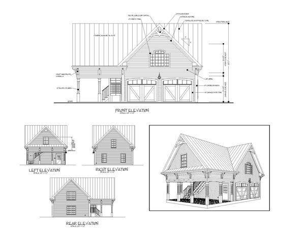 The 25 best Carriage house plans ideas on Pinterest Garage with